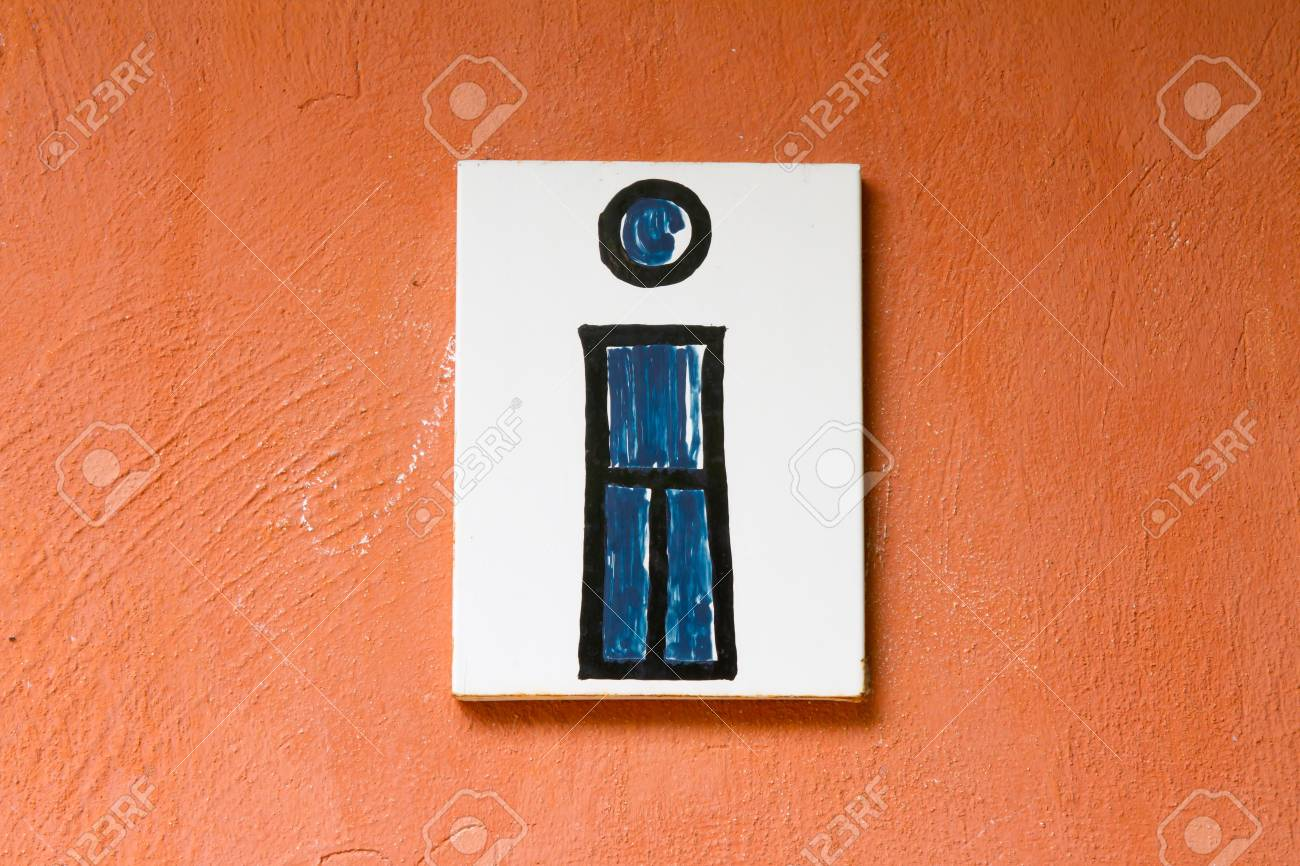 Sign toilet Stock Photo - 9023072