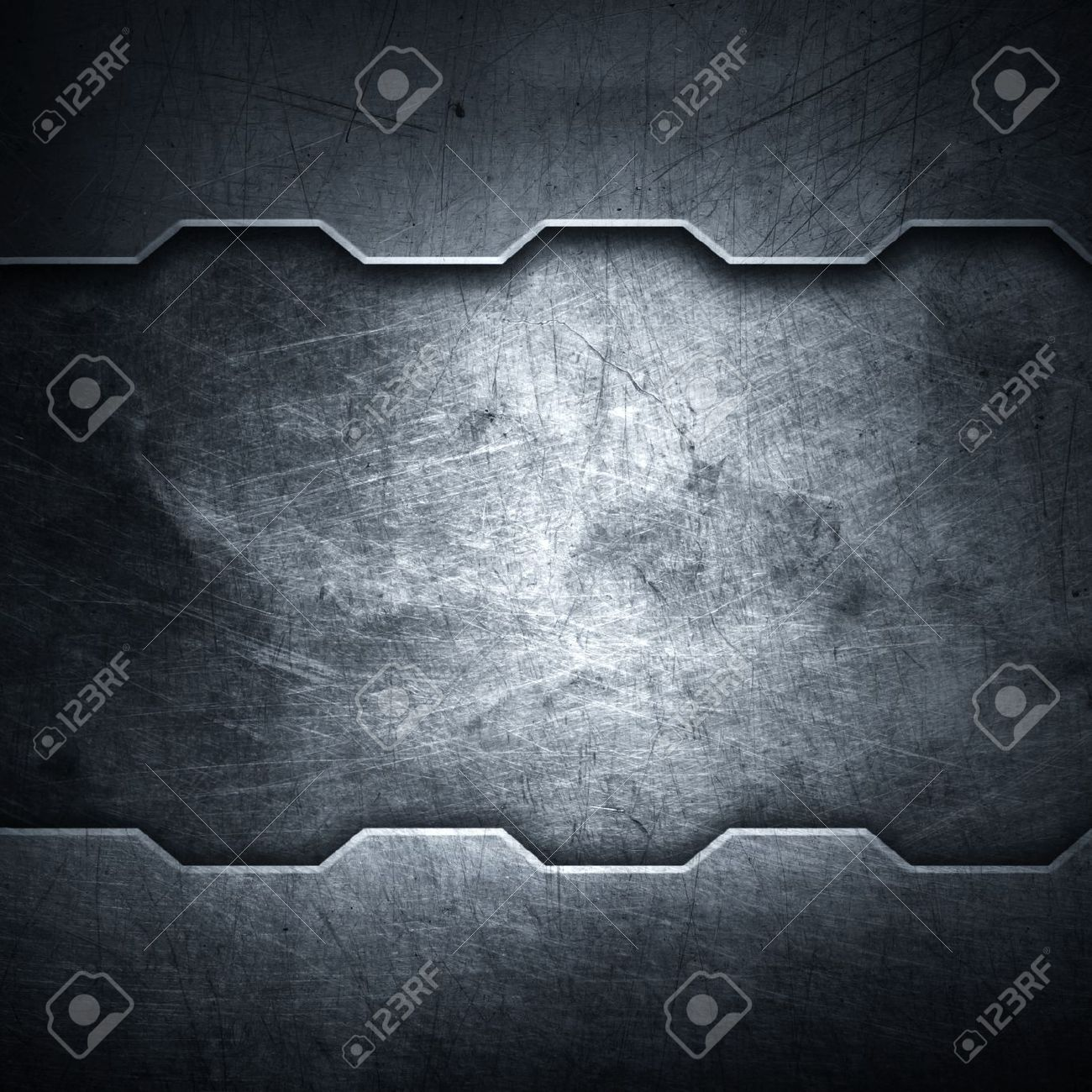 metal background Stock Photo - 20277382