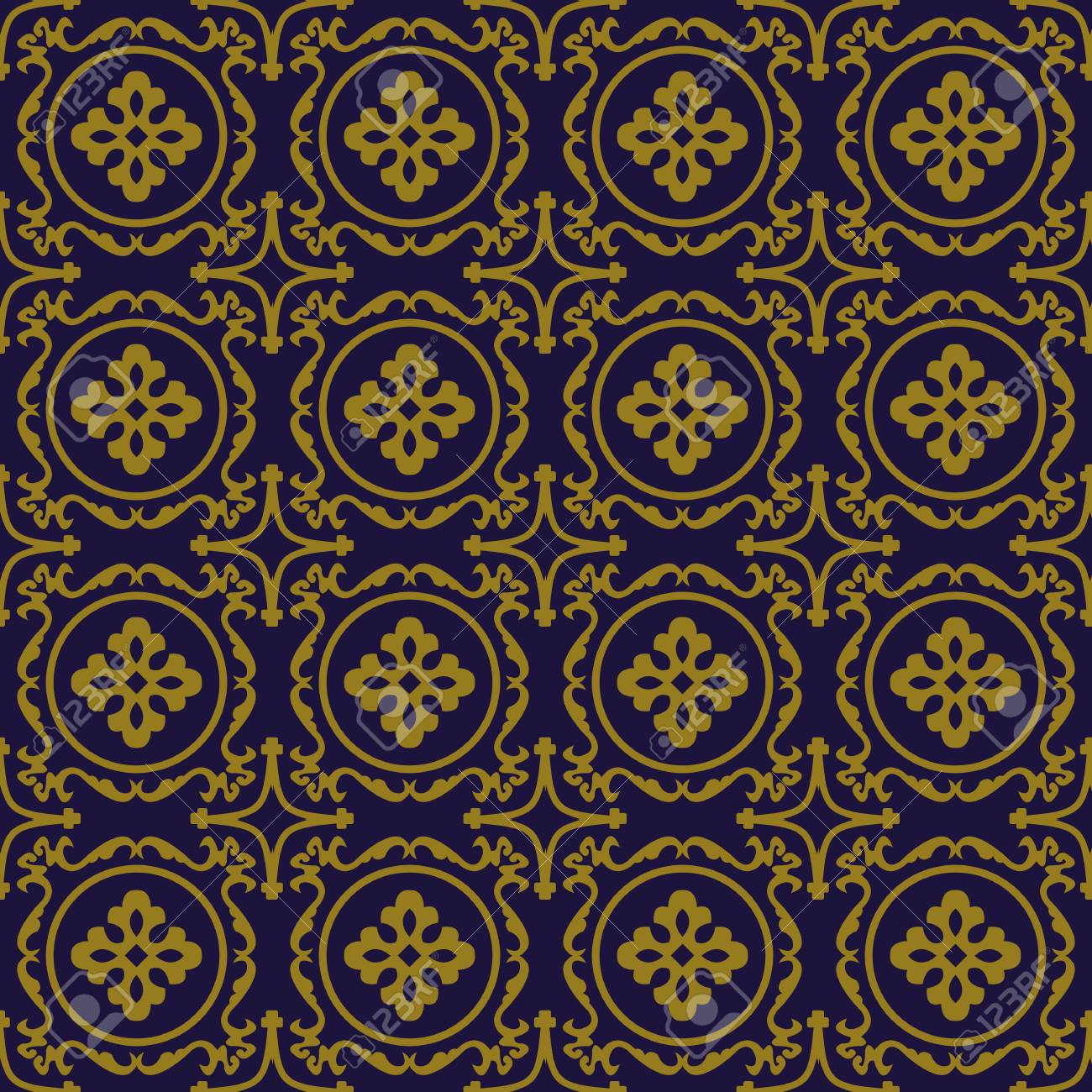 Caleidoscopio A Spirale A Foglia D\'argento Clipart Royalty-free ...