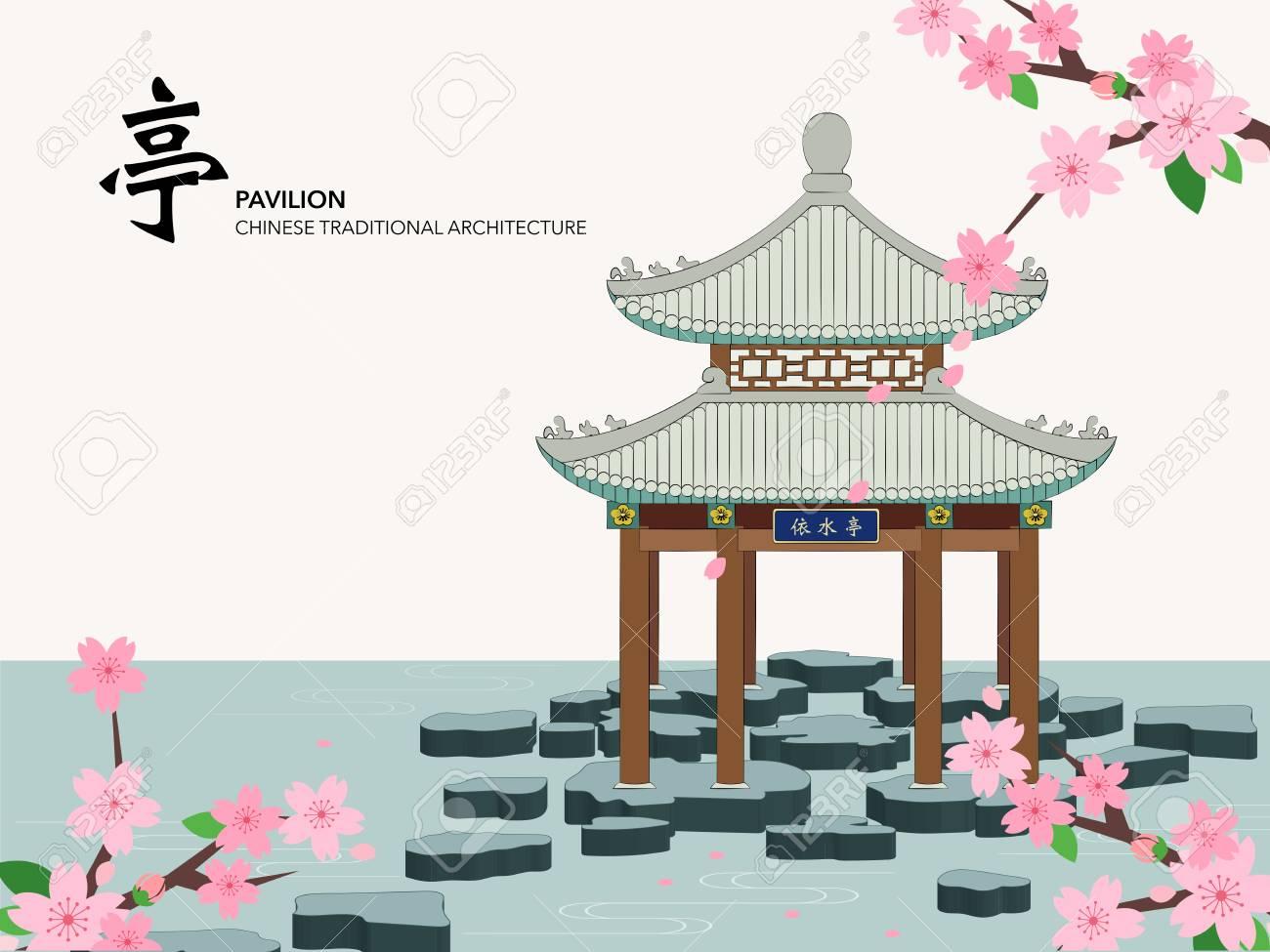The Peony Pavilion Gazebo Chinese Pavilion PNG, Clipart, Antique  Background, Antique Flowers, Antique Frame, Antique Pattern,
