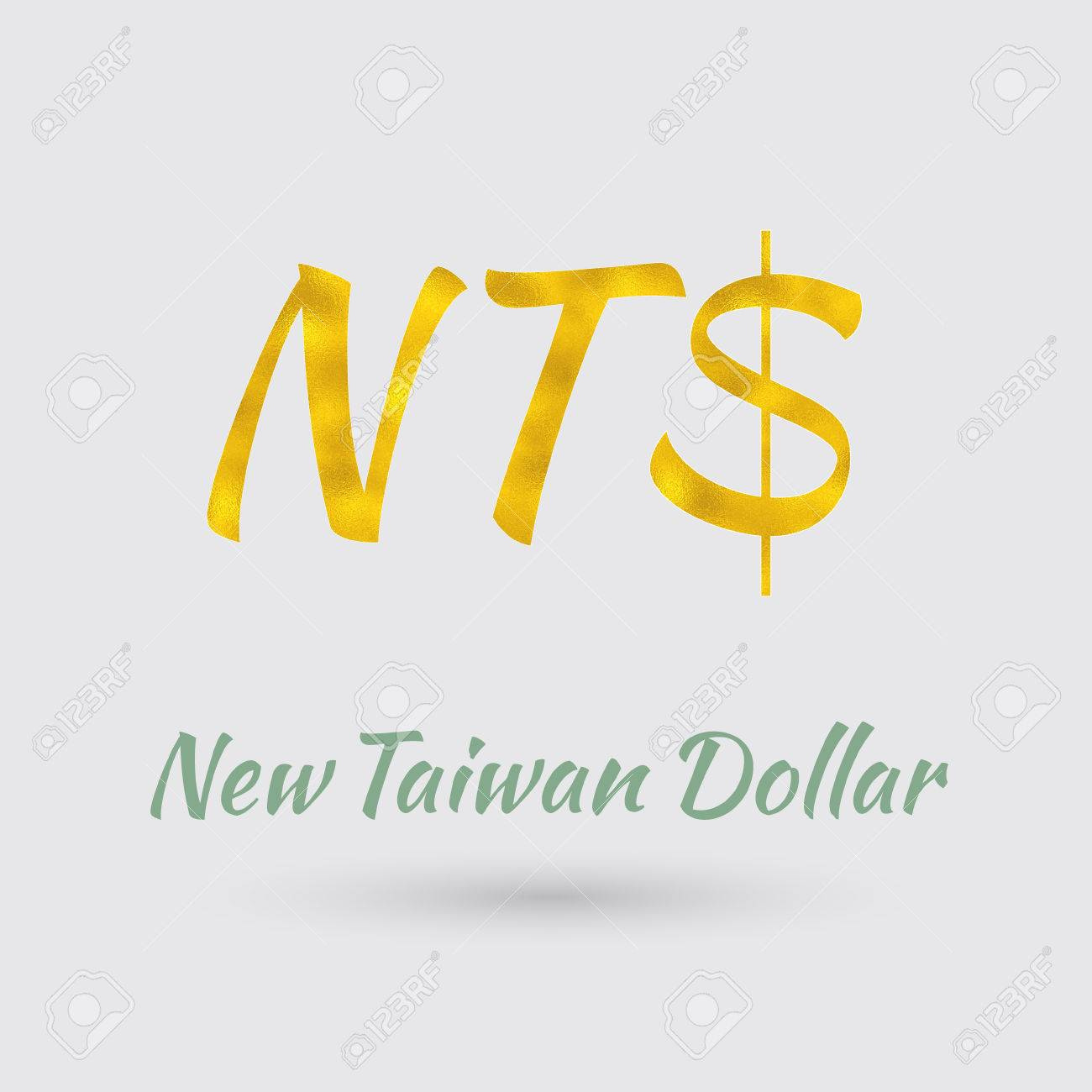 Symbol of the new taiwan dollar currency with golden texture symbol of the new taiwan dollar currency with golden texture text with the taiwan currency buycottarizona Image collections