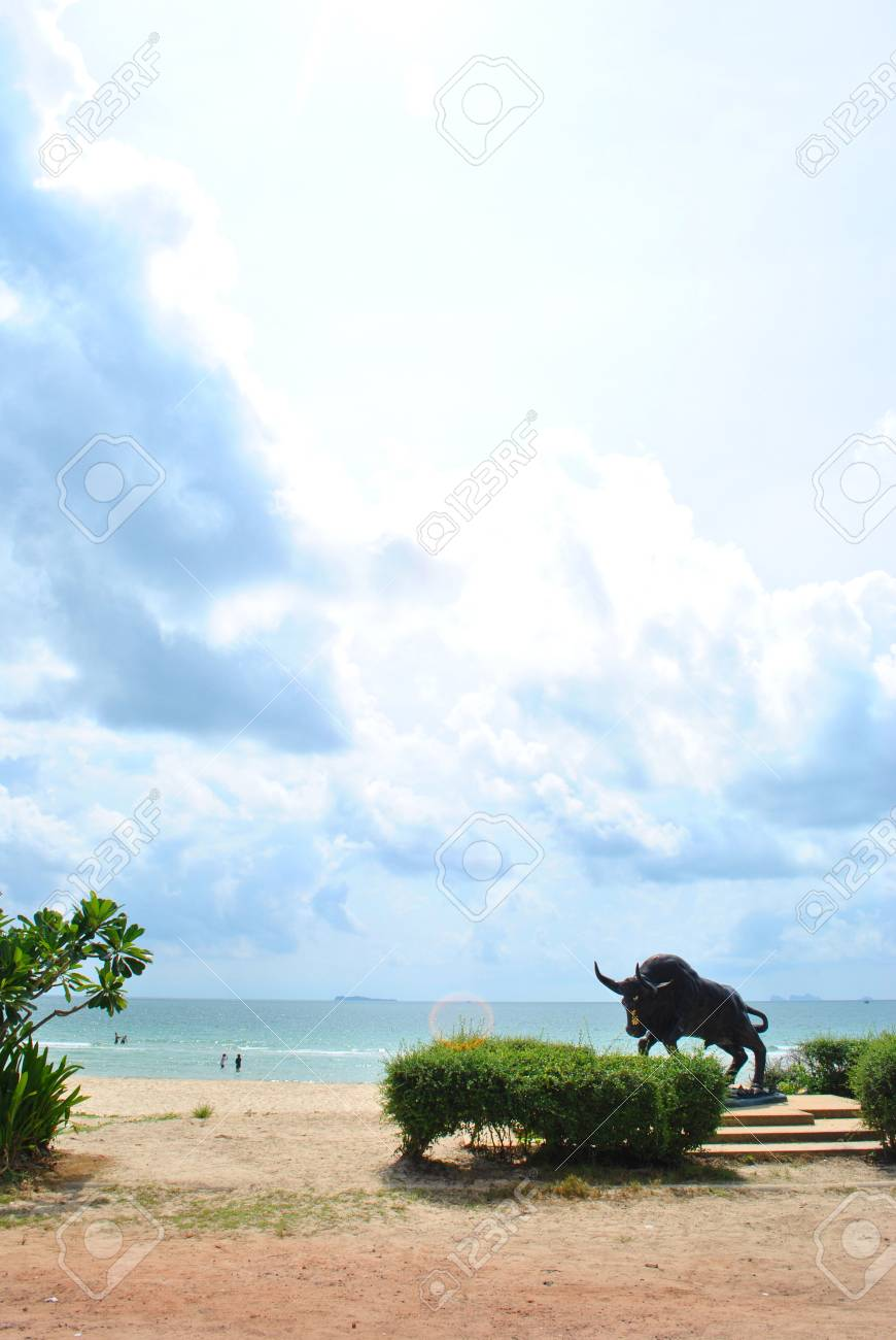 Sea beach is very beautiful and wonderful Stock Photo - 13169092