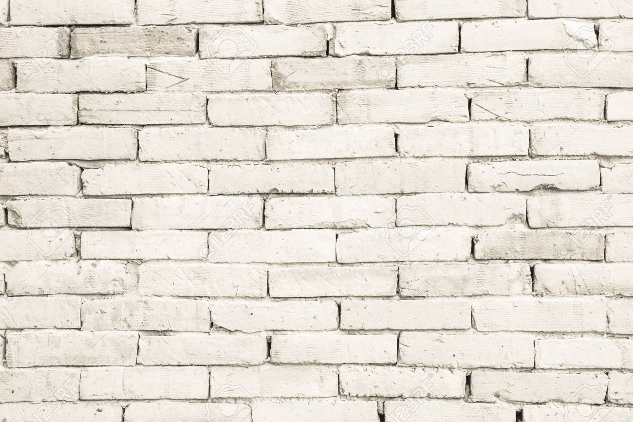 Black and white brick wall texture background / have me to flooring
