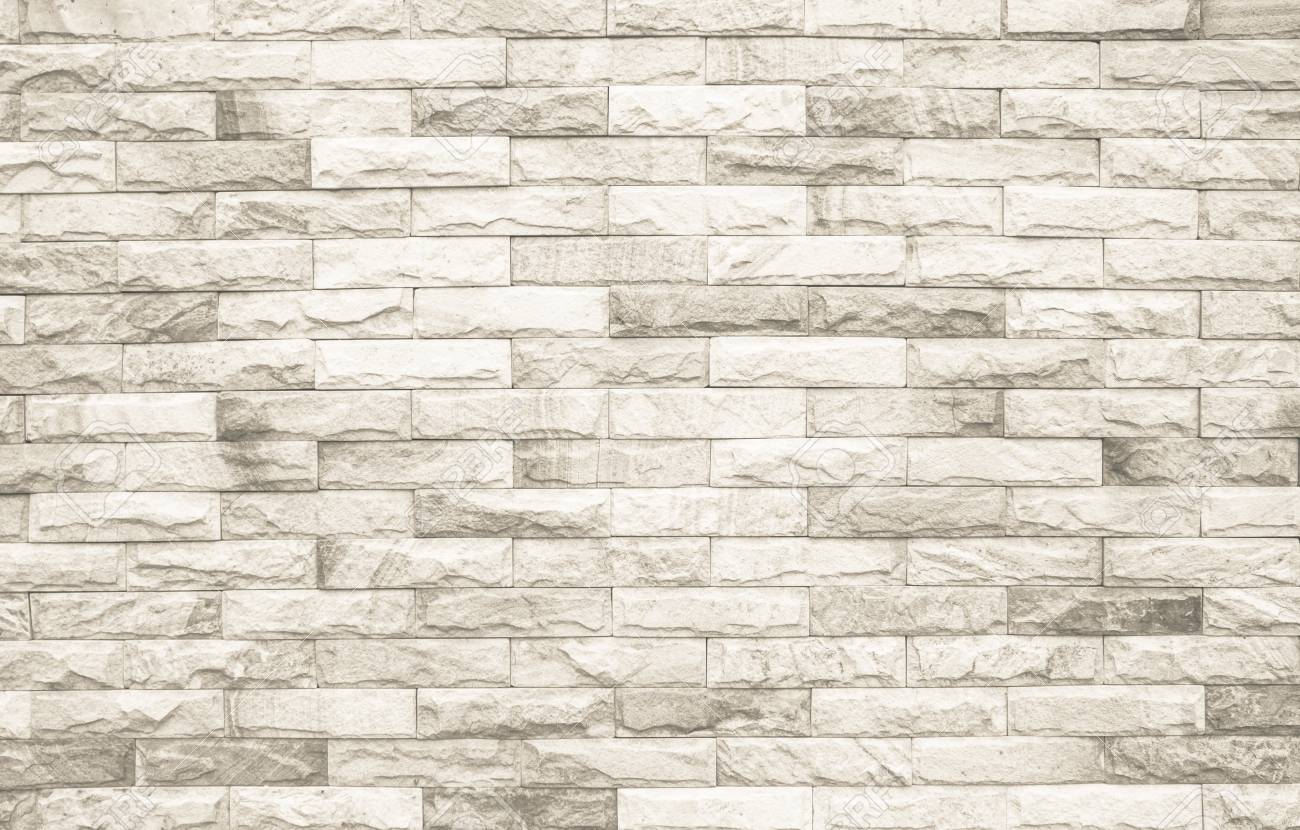 Cream And White Brick Wall Texture Background Or Wallpaper Abstract Stock Photo Picture And Royalty Free Image Image 90019687
