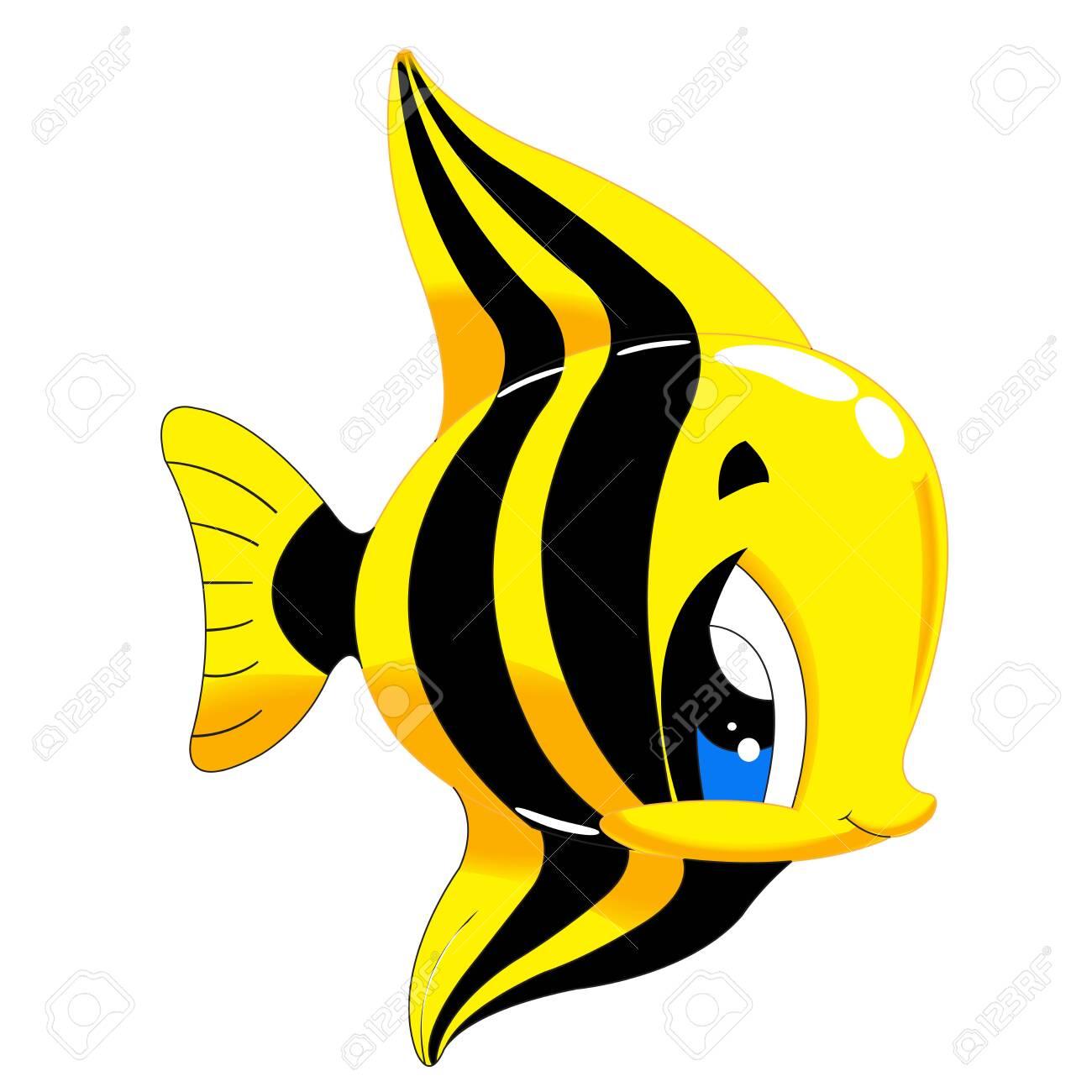 Sea Animal Clipart - Cute Under Sea Animals Cartoon - Png Download  (#5332613) - PinClipart