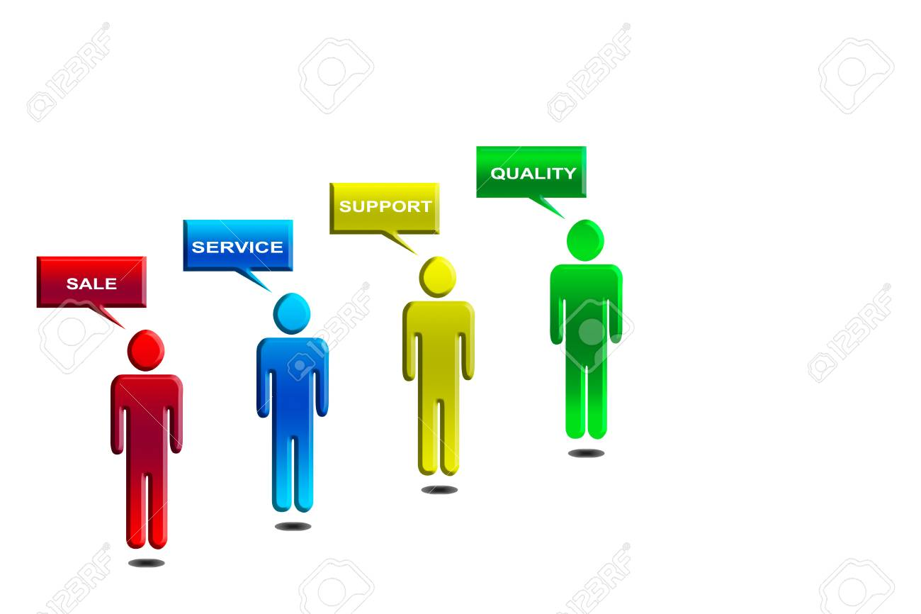 service after sale Stock Photo - 16324675