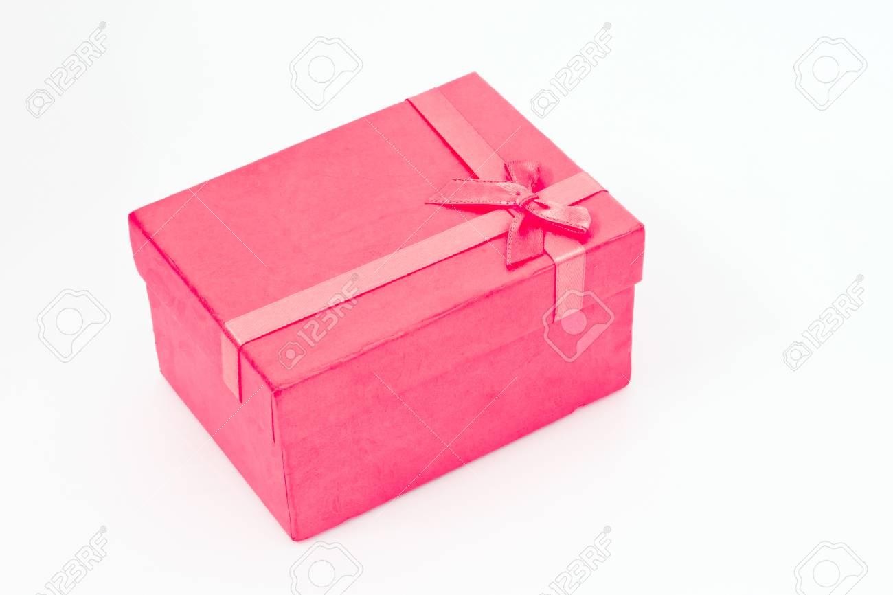 red gif box Stock Photo - 16324791