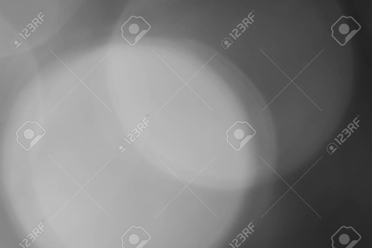 Black bokeh background - 126423069