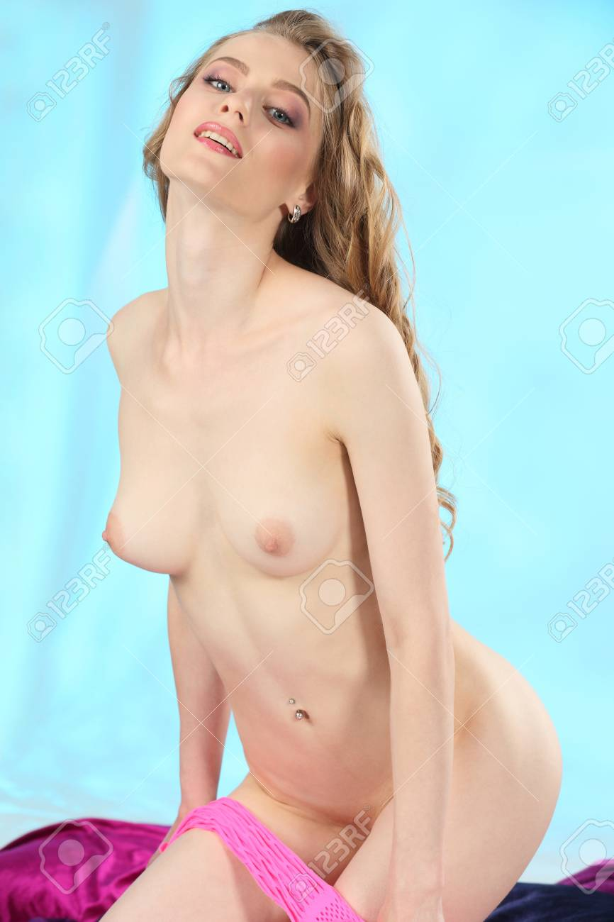 Adult naked woman
