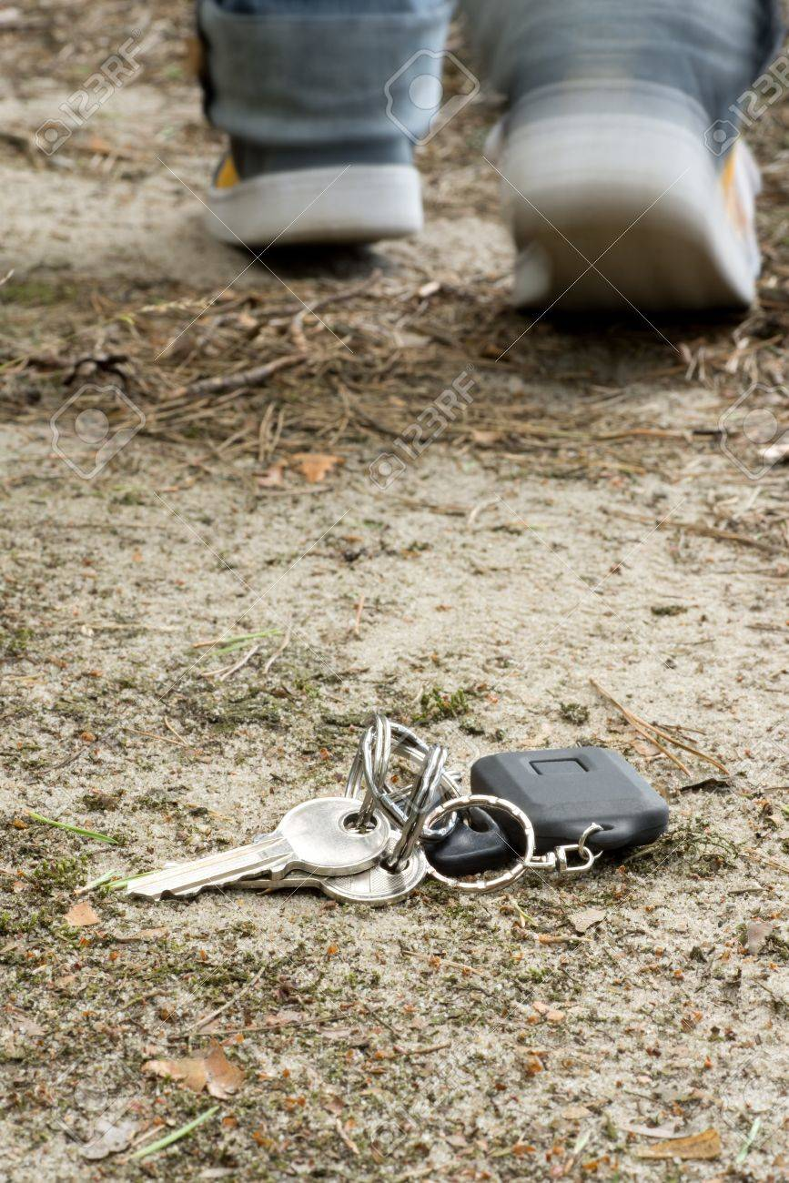 Lost Keys Stock Photo Picture And Royalty Free Image Image 21151848