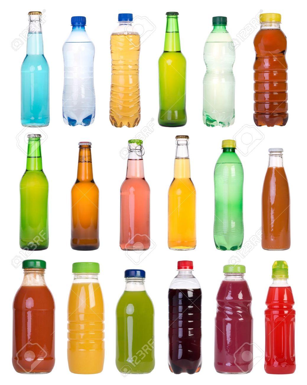 Drinks in bottles - 22136091