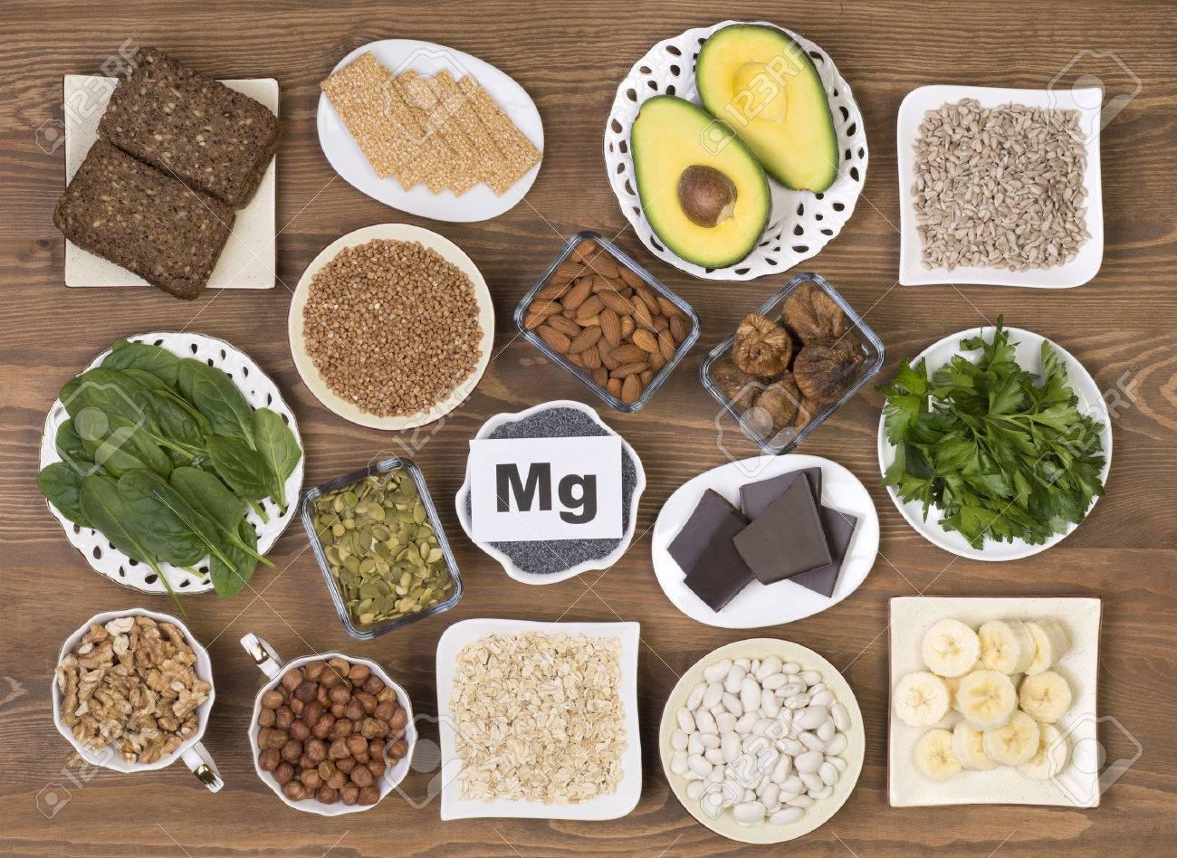 マグネシウムを含む食品 の写真素材・画像素材 Image 53951586.
