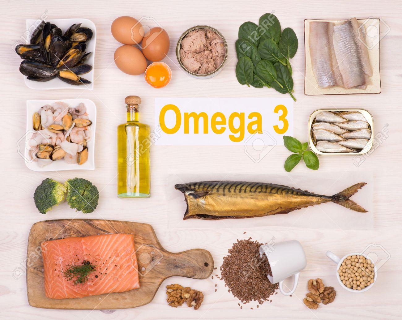 Food rich in omega 9 fatty acid