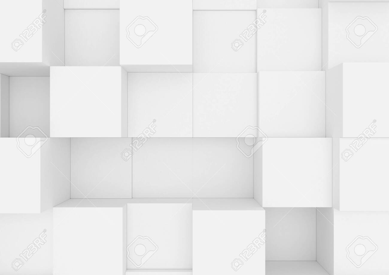 Abstract boxes. - 128315541