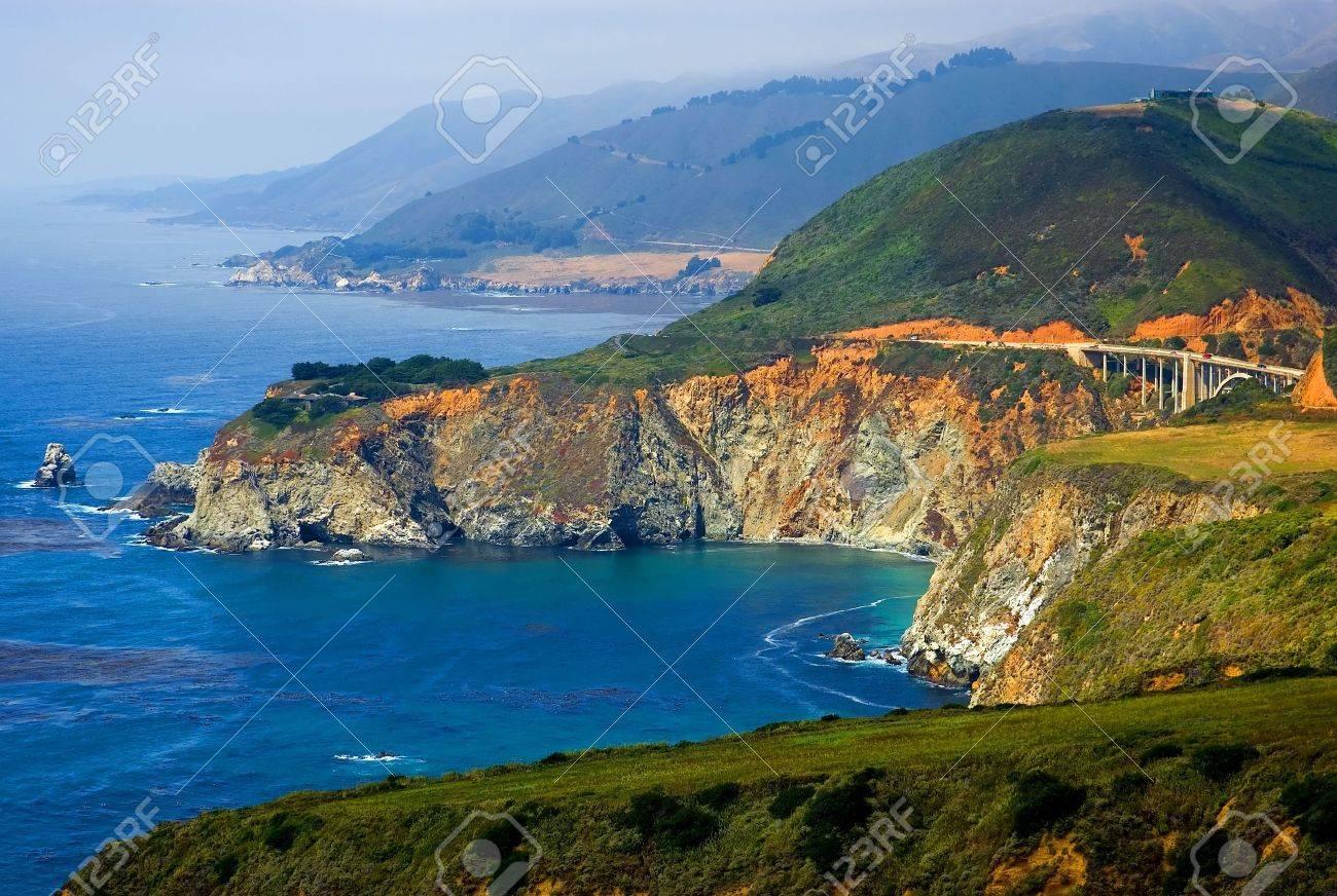 Big Sur California Coast - 6458017