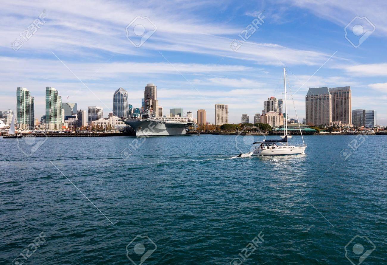 San Diego skyline - 10304351