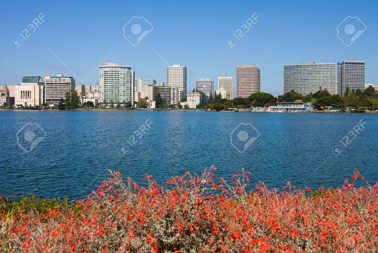 Lake Merritt in Oakland, California - 12037882