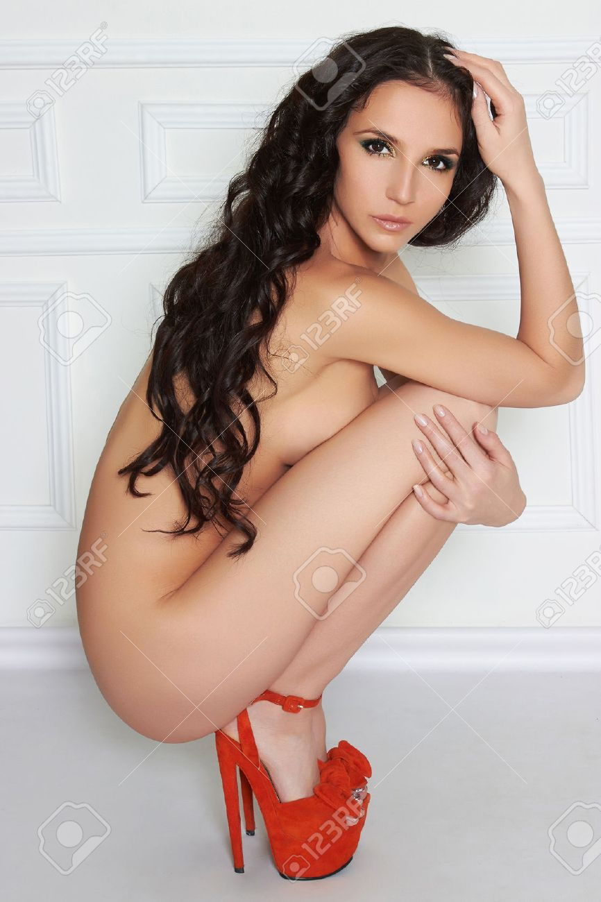 Real hot naked european girl