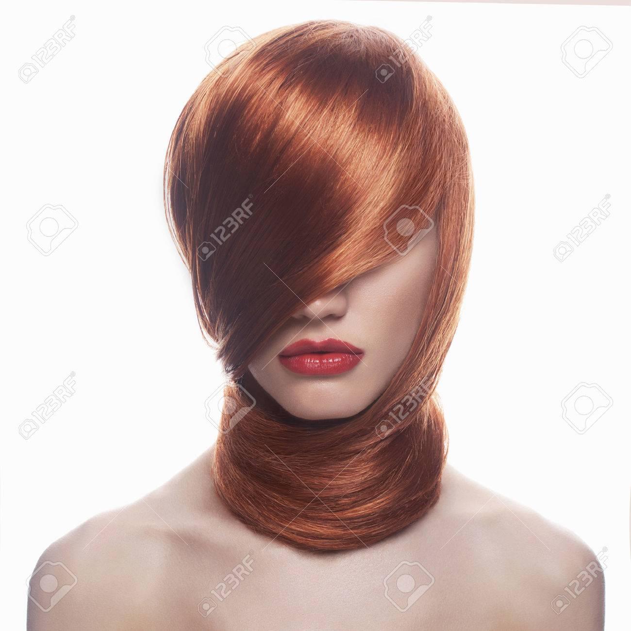Frauen rote haare frisuren Frisuren Rothaarige