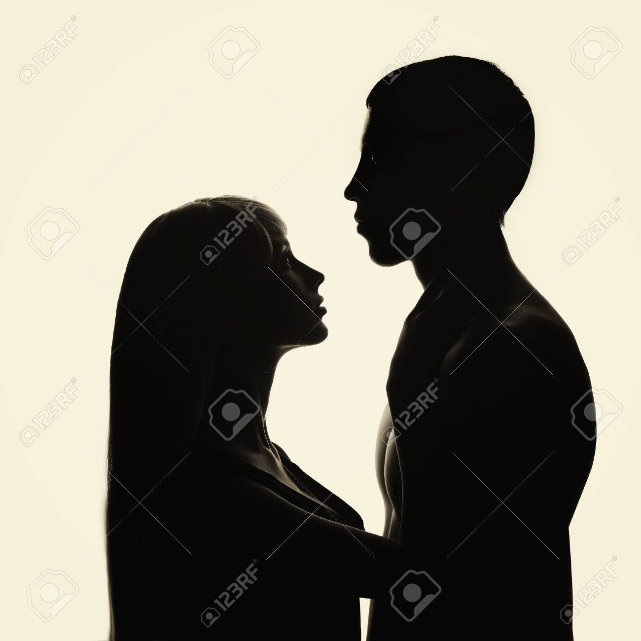 lovely young couple.man and woman. - 44967538