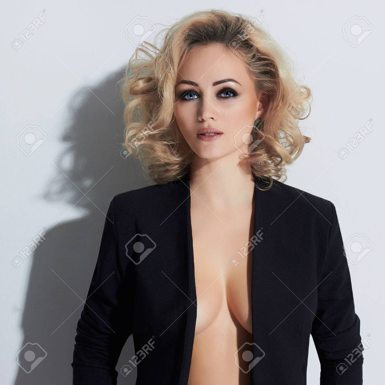 Girls busty bras