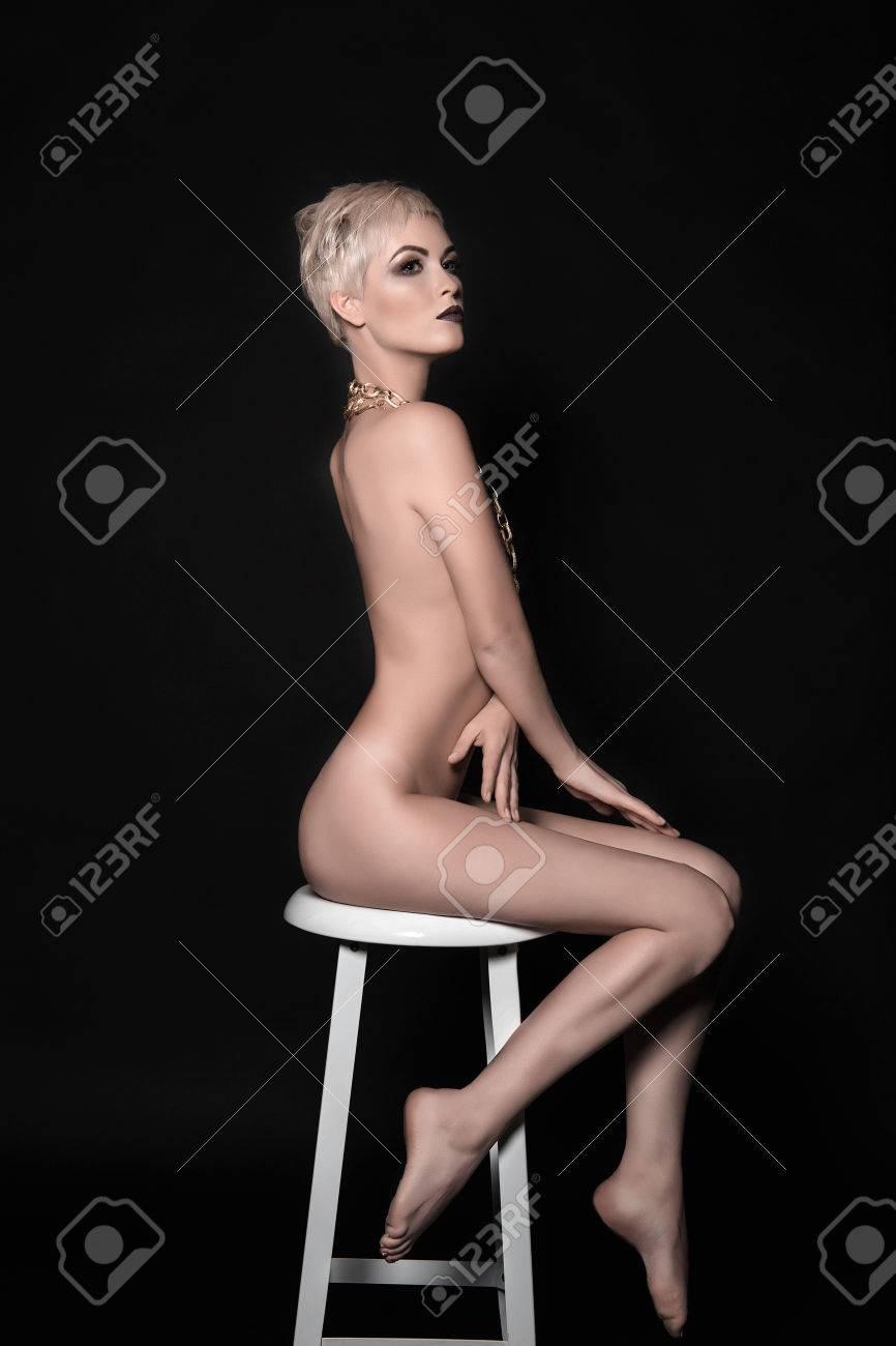 sexy asiatische Shaved Pussy