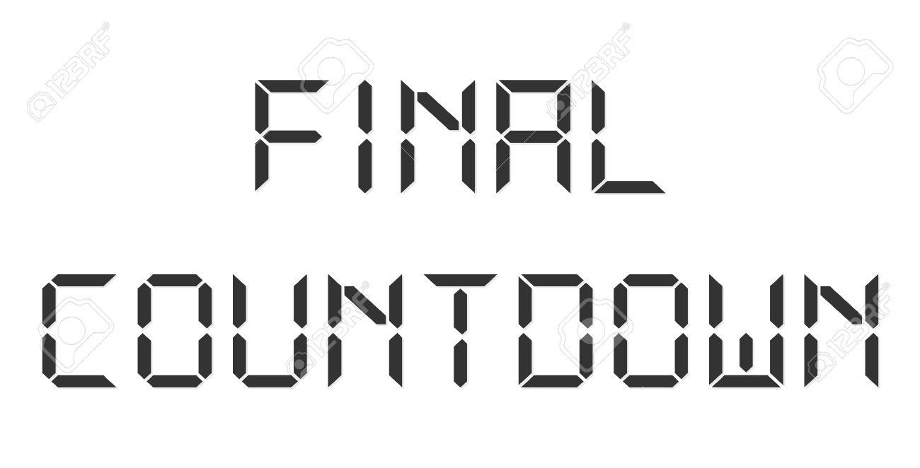 """Képtalálat a következőre: """"final countdown"""""""
