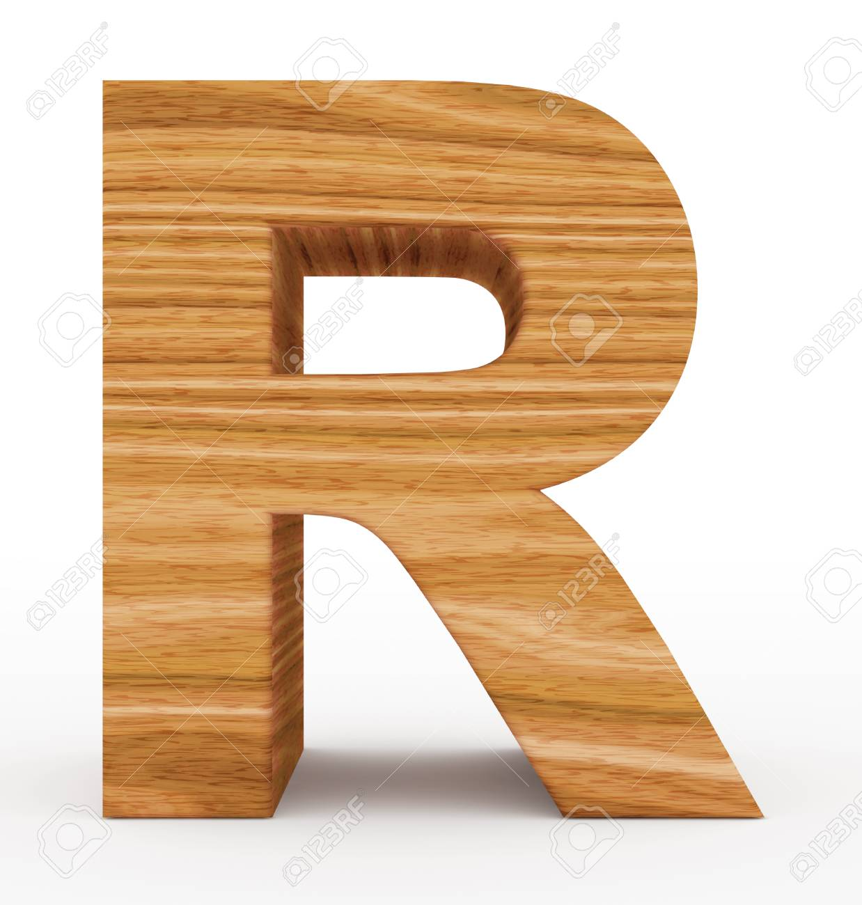 Letter r 3d wooden isolated on white 3d rendering stock photo letter r 3d wooden isolated on white 3d rendering stock photo 97856964 altavistaventures Image collections