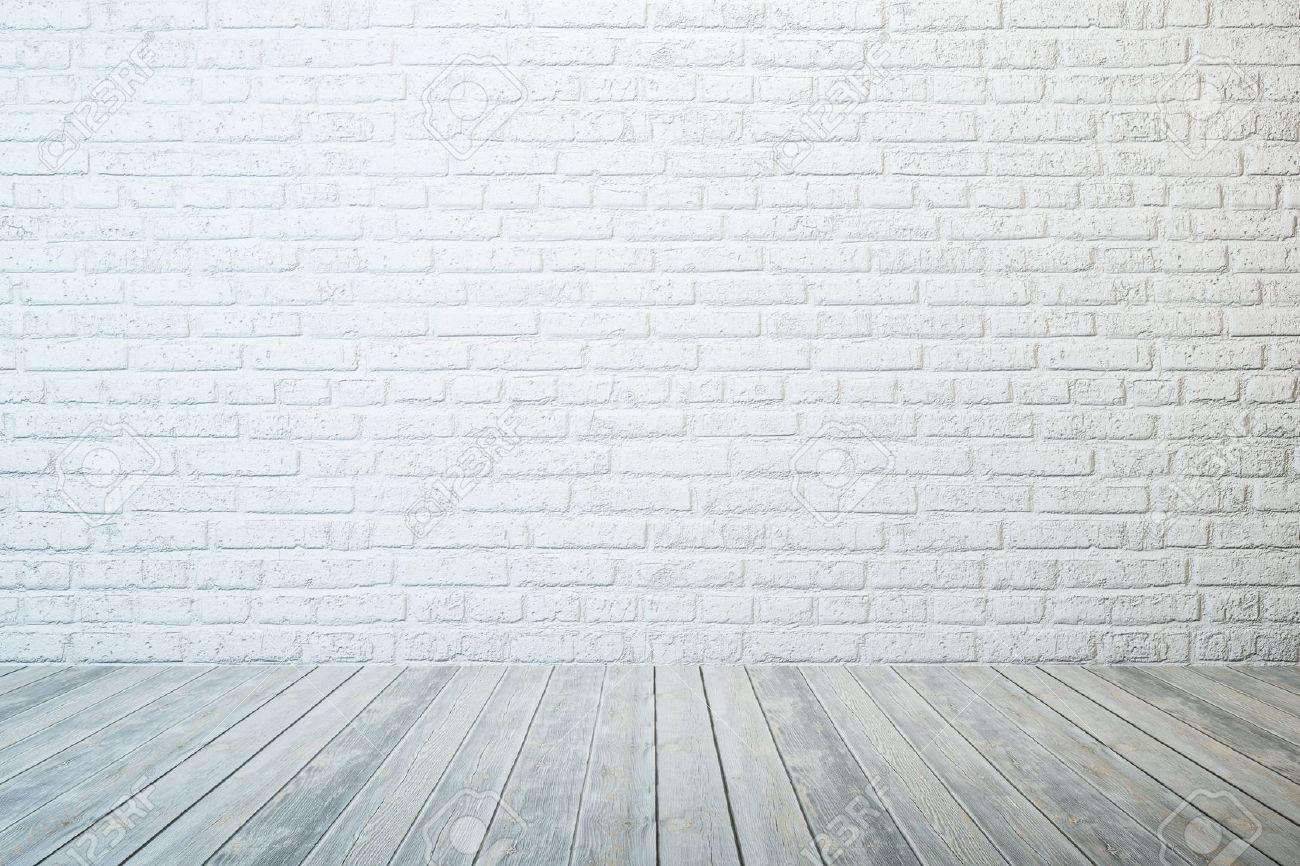 Pared De Ladrillo Blanco Free Pisos Pequeos Con Paredes De  ~ Azulejo Imitacion Ladrillo Blanco