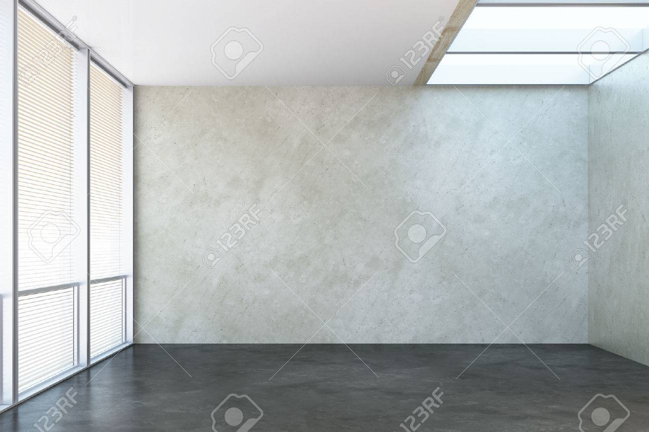 3d rendering of the empty office room stock photo picture and rh 123rf com empty office room wallpaper Empty Office Space