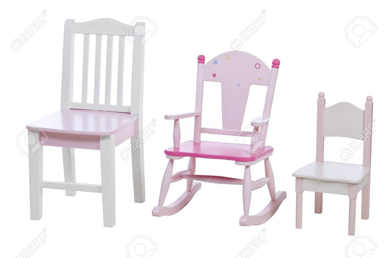 Swell Children Chairs Isolated Over White With Clipping Path Uwap Interior Chair Design Uwaporg