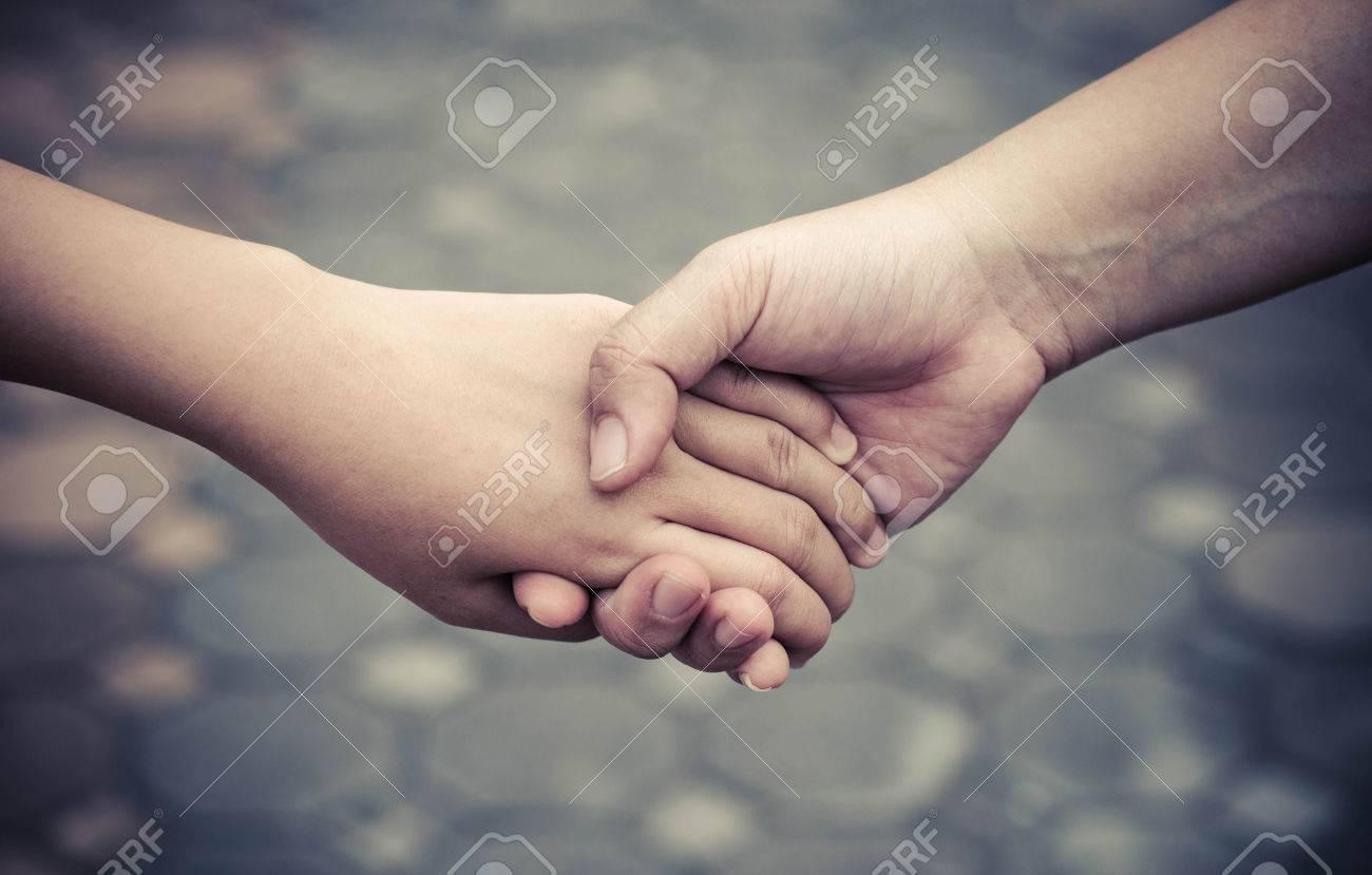 Hand Clasp - 43461423