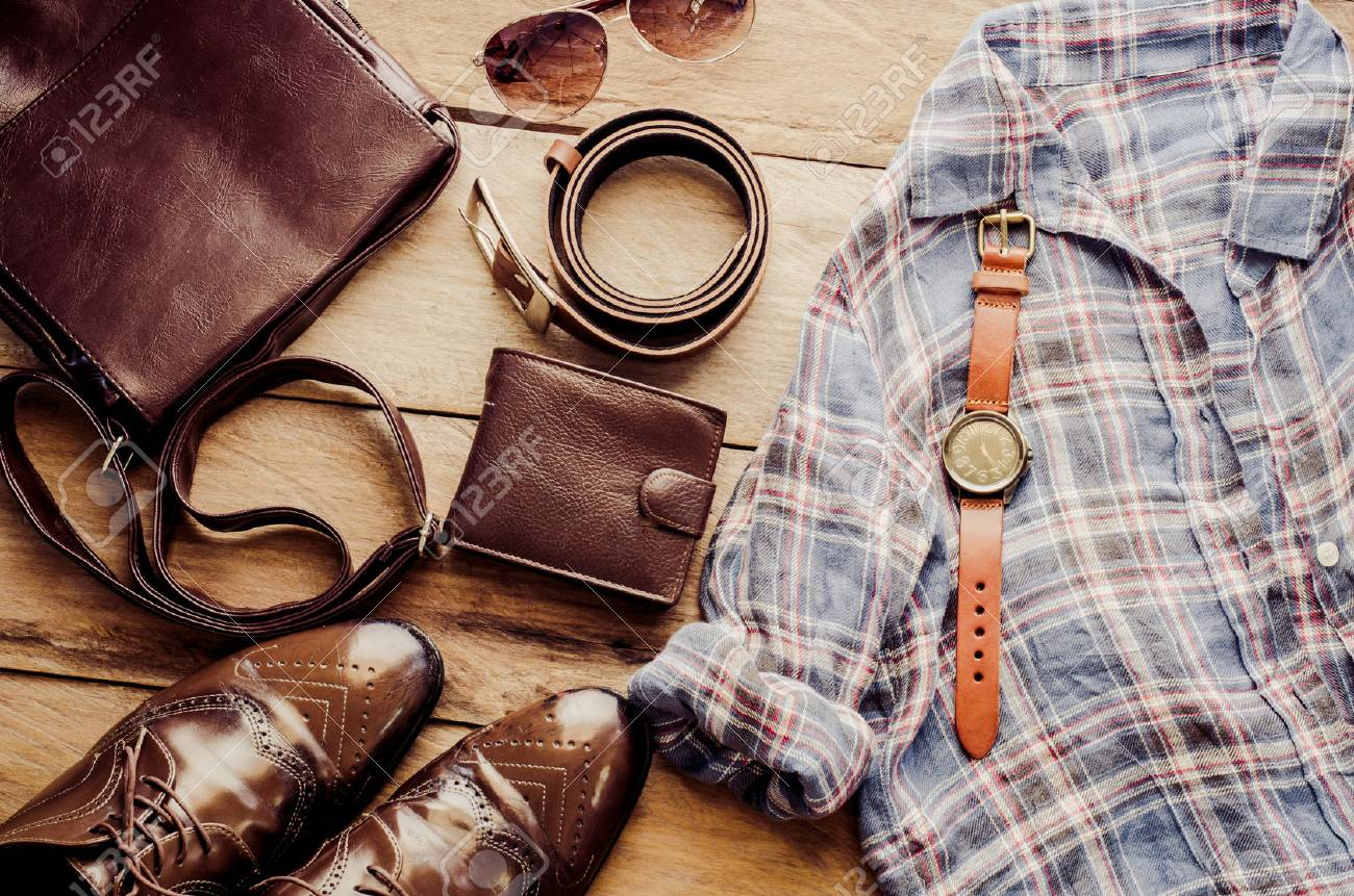 Clothing and accessories for mens - tone vintage - 55861652