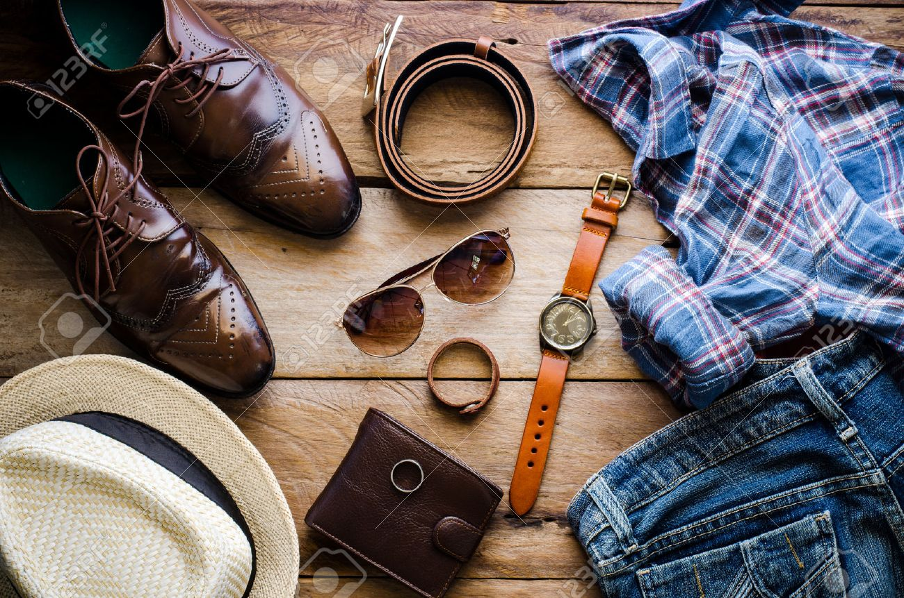 Clothing and accessories for mens - tone vintage - 55861653