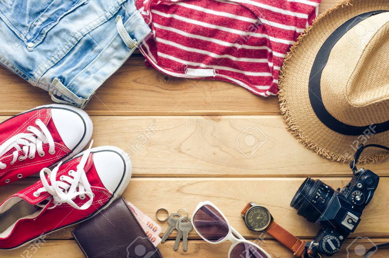 Travel Clothing and accessories - 56196592