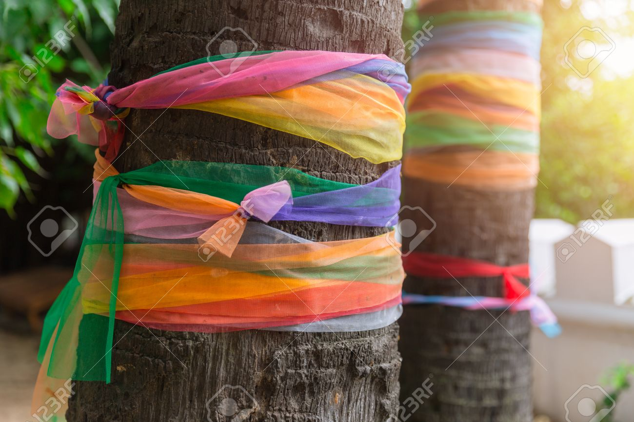 Image result for thailand tree color cloth