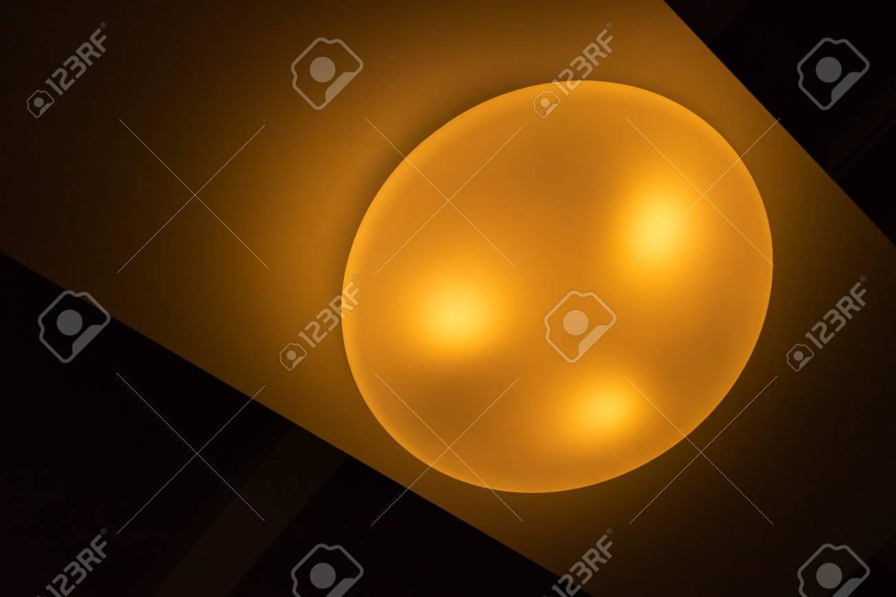 Led Ceiling Lamp Light Dim Warm Tone