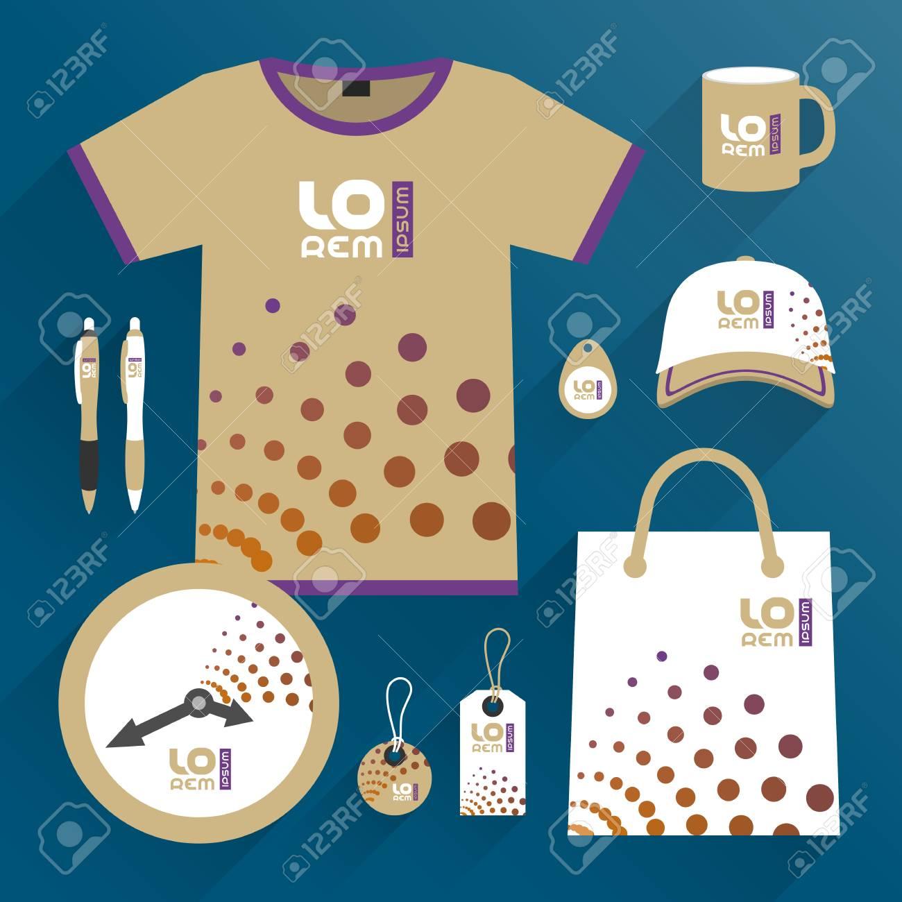 Modern Promotional Souvenirs Design Uniform For Corporate Identity