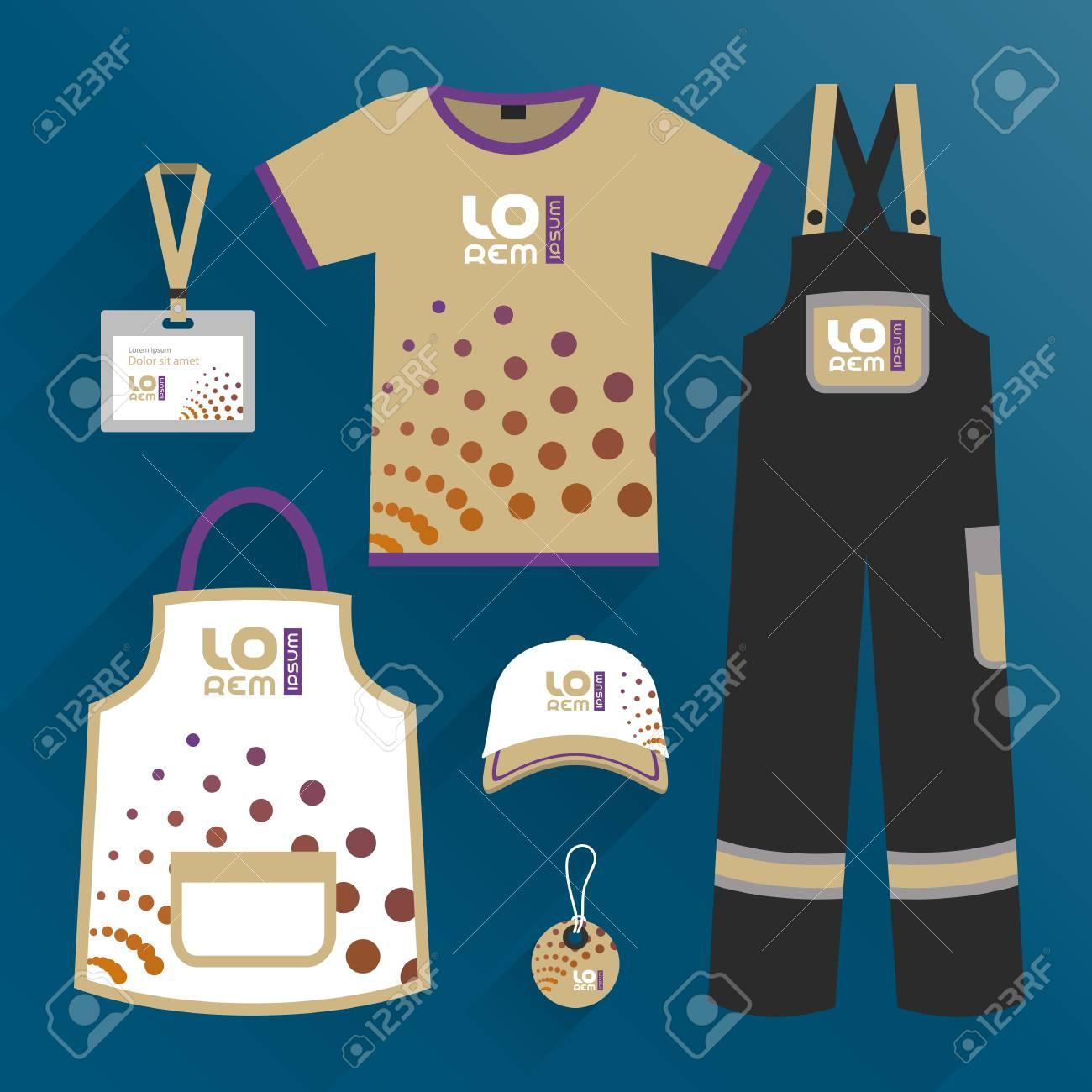 Modern Promotional Wear Design Uniform For Corporate Identity