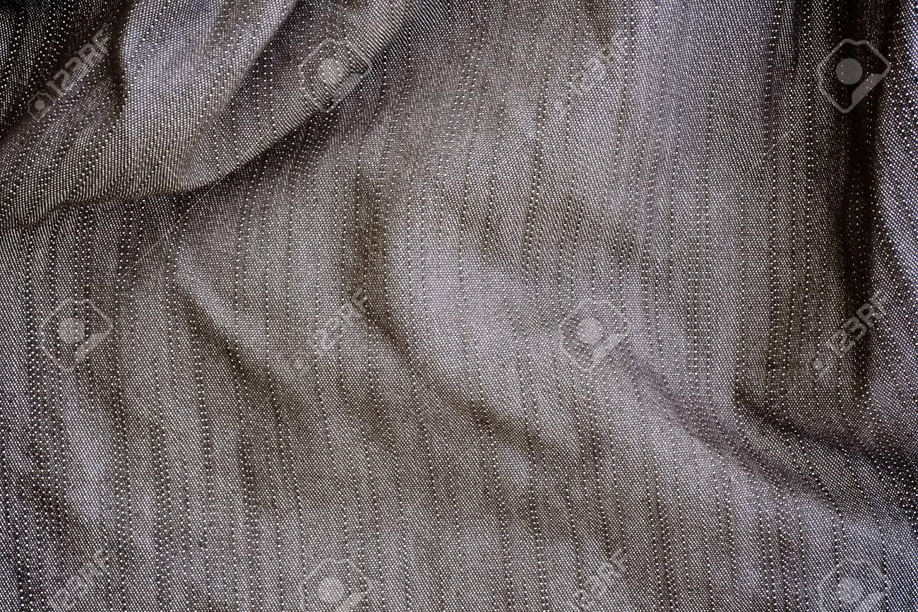 Elegant Gray Cotton Fabric Texture Background Stock Photo Picture