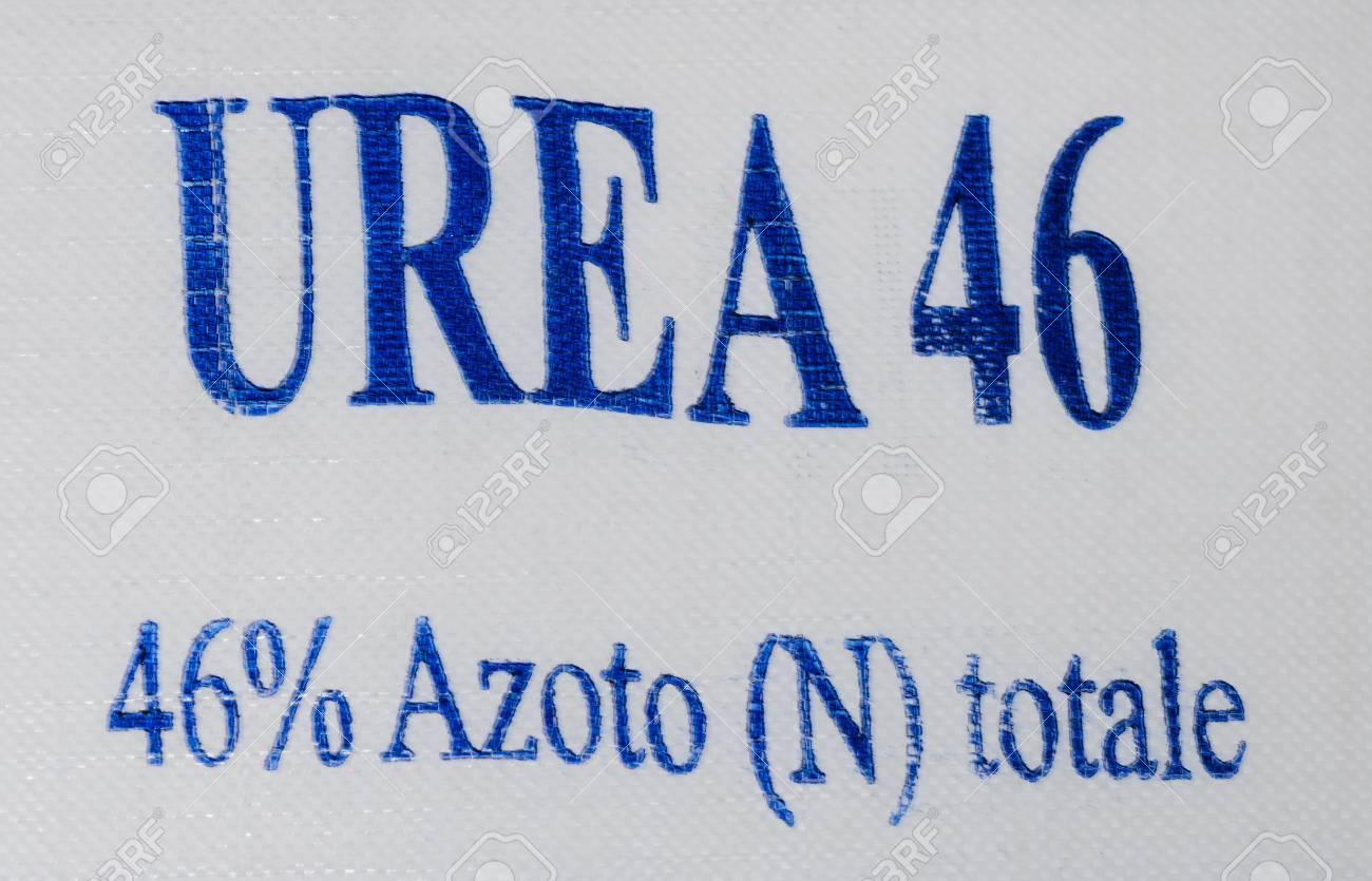 Urea nitrogen Stock Photo - 18354540