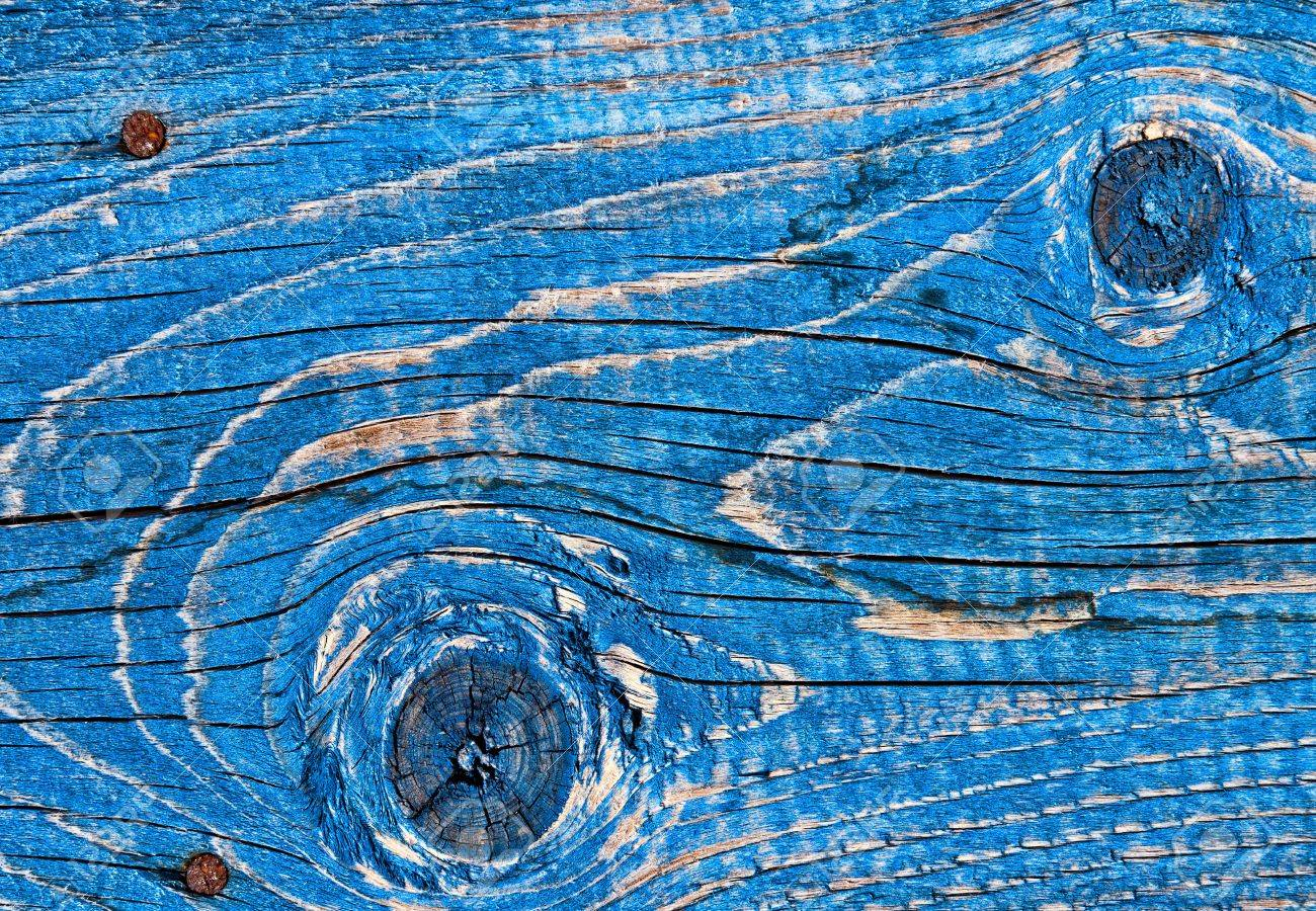 Old wooden boards as background - Old Wood Background Old Wooden Board Painted In Blue Stock Photo 18830277
