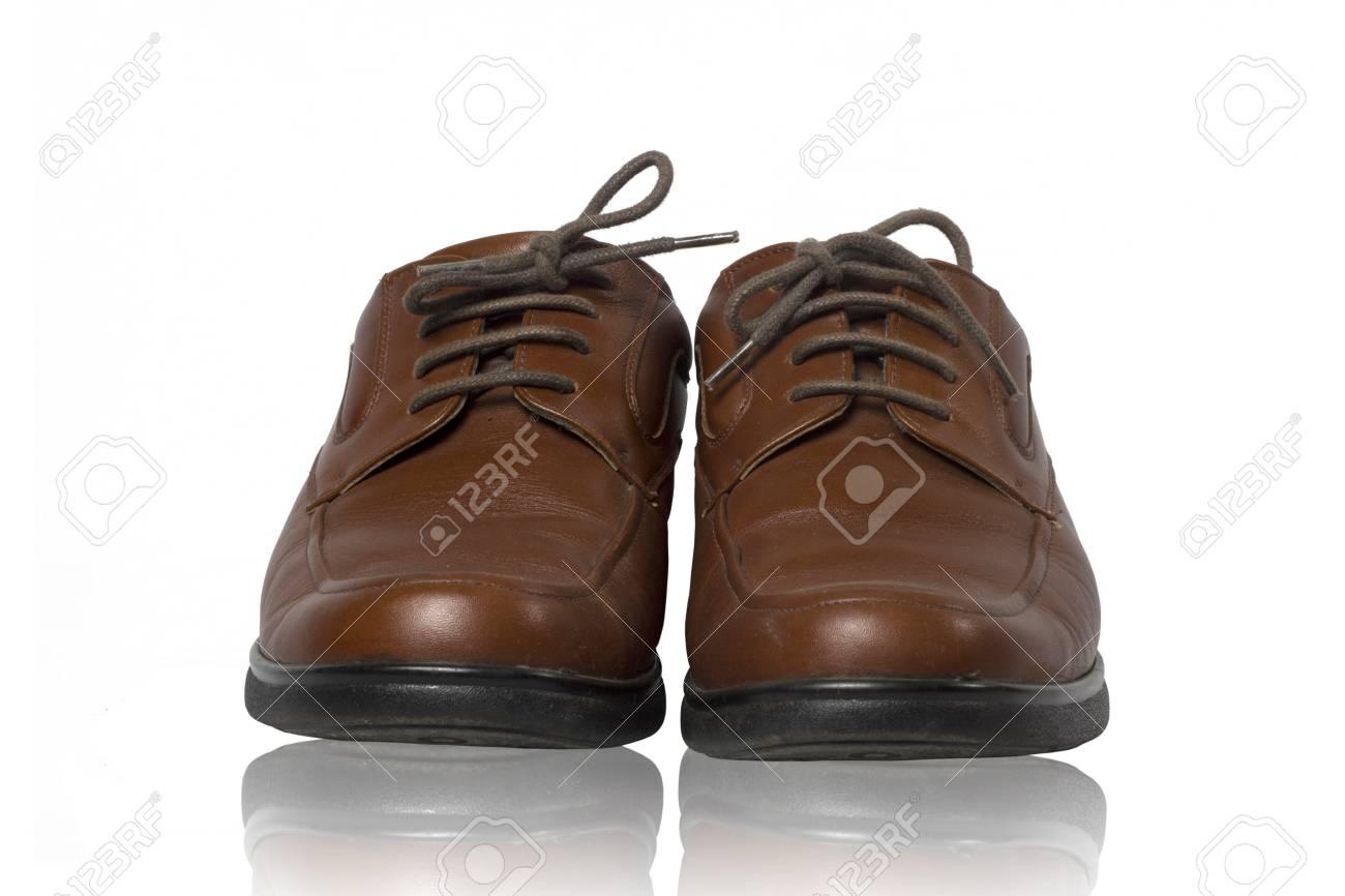 Men's work shoes Stock Photo - 8697112
