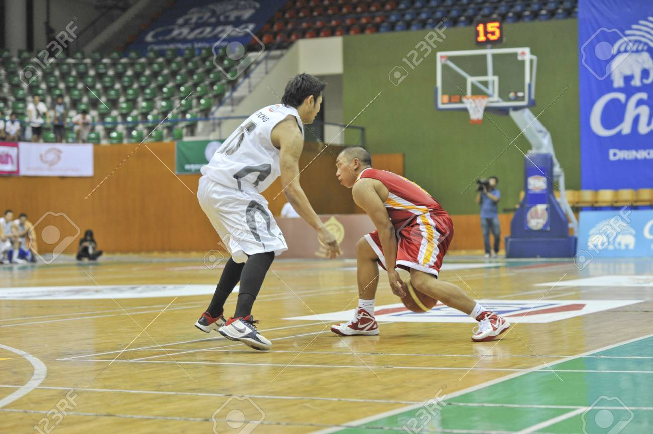 Asean Basketball League 2012 (ABL)  Stock Photo - 13436812