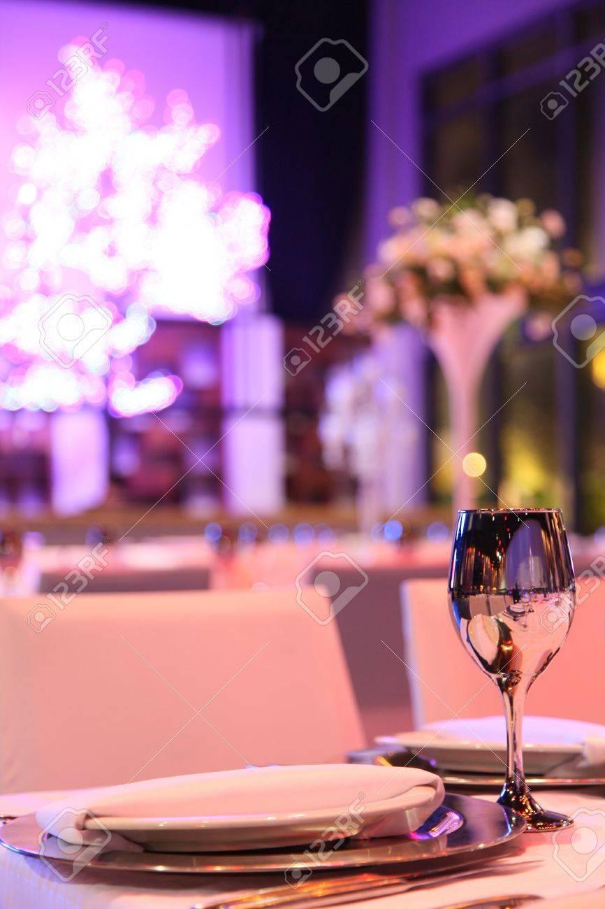 design for banquets, celebrations, birthdays, weddings, romantic evening Stock Photo - 11548446