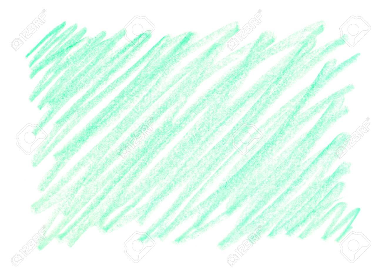 クレヨンの落書きの背景 グリーン パステル クレヨン スポット ワックス クレヨンのテクスチャです ミントの背景 グラデーションのクレヨン 傷とドットの 背景 Virid の背景 鉛筆ブラシ 手描き グランジ チョーク の写真素材 画像素材 Image