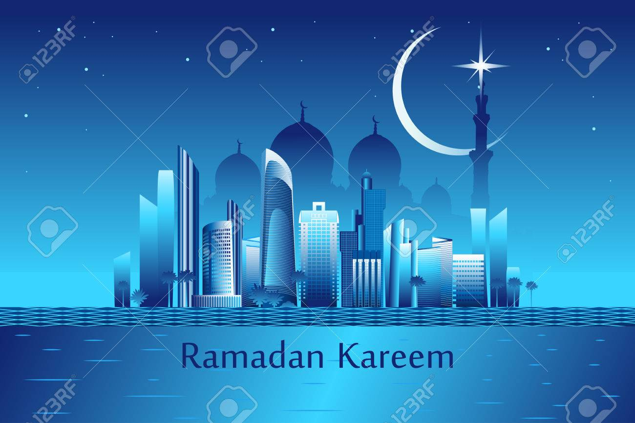 Ramadan Kareem Meaning Ramadan Is Generous Message On The Abu