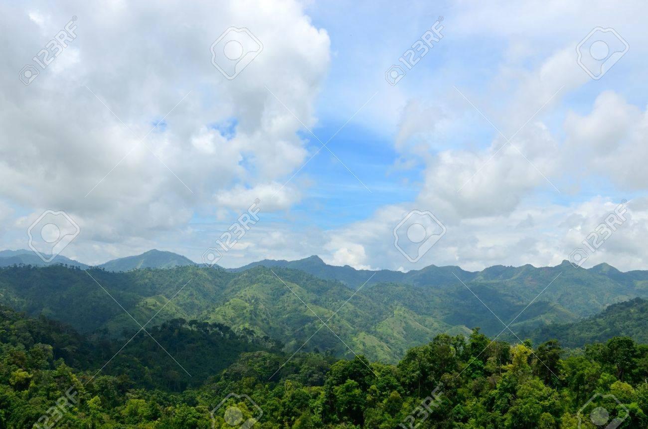 Mountain Landscape Stock Photo - 11039683