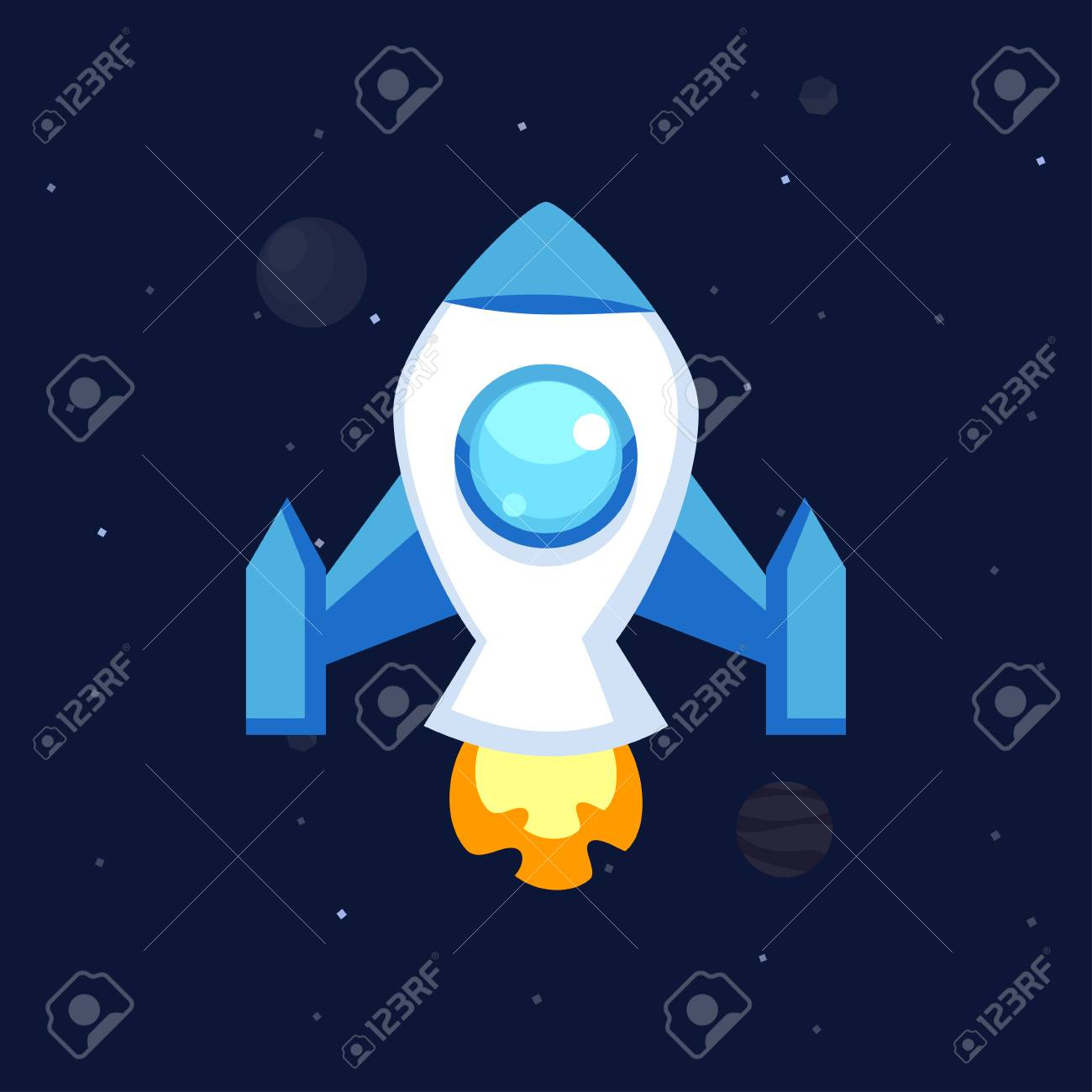 Rocket icons - 69017554