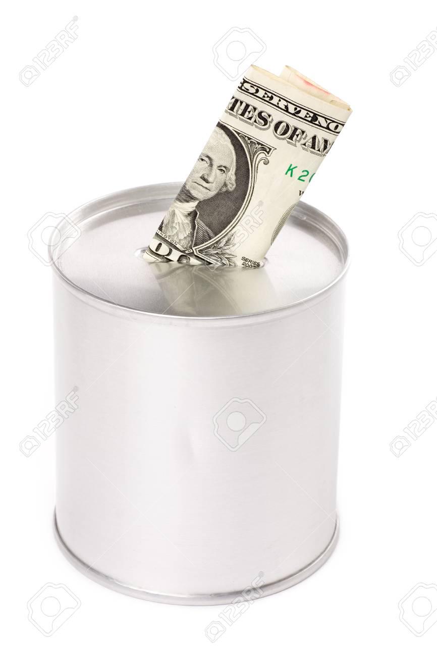 Coin Bank, concept of savings or Donation Stock Photo - 1439774